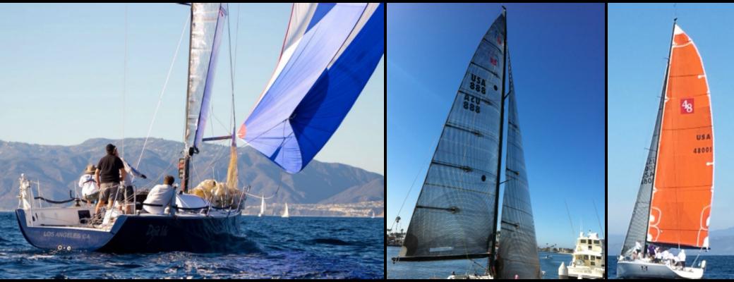 H2O Racing Sails